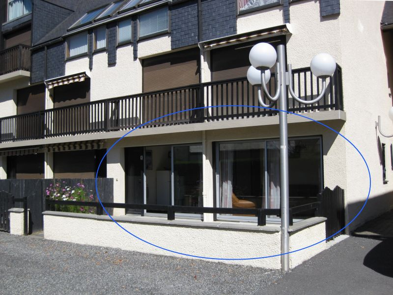 Vista esterna della casa vacanze Affitto Appartamento 4397 Saint Lary Soulan