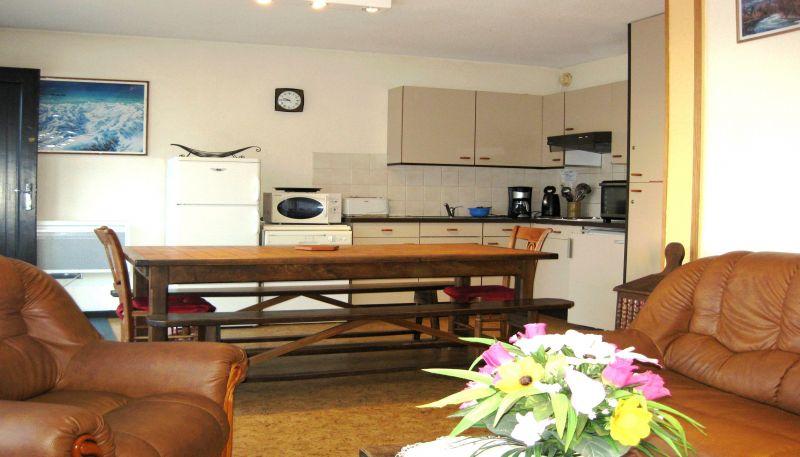 Angolo cottura Affitto Appartamento 4397 Saint Lary Soulan