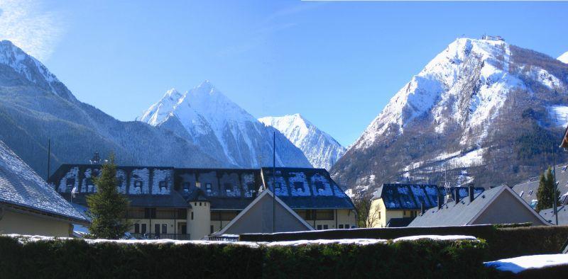 Vista dalla casa vacanze Affitto Appartamento 4397 Saint Lary Soulan