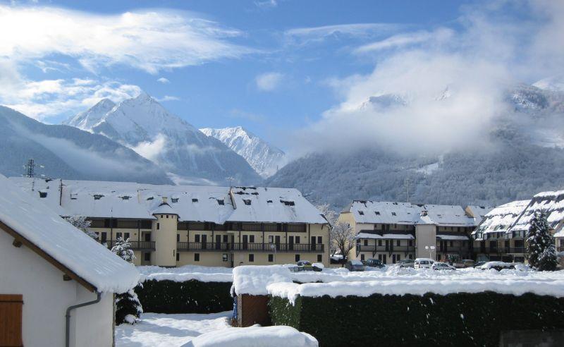Vista dal balcone Affitto Appartamento 4397 Saint Lary Soulan