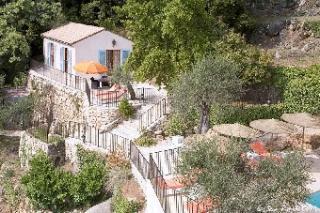 Vista esterna della casa vacanze Affitto Agriturismo 44035 Grasse