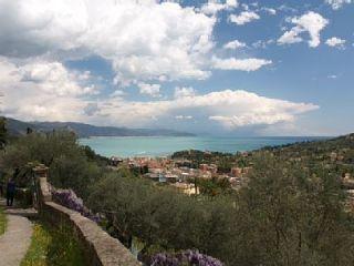 Vista dal balcone Affitto Appartamento 44155 Santa Margherita