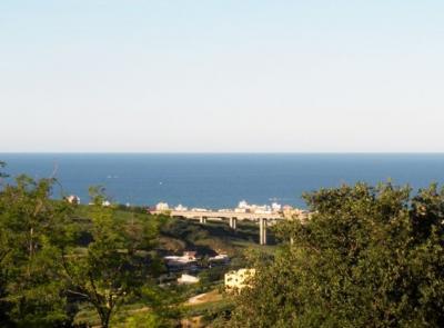 Vista dal balcone Affitto Appartamento 44336 San Benedetto del Tronto