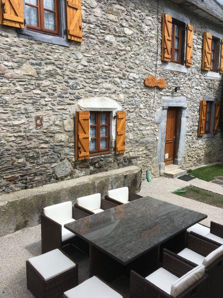 Terrazzo Affitto Casa 4447 Saint Lary Soulan