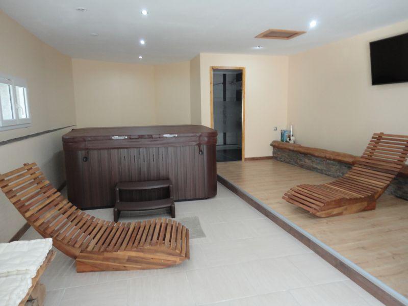Sala hobby Affitto Casa 4447 Saint Lary Soulan