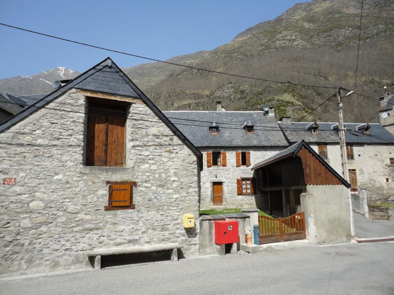 Vista esterna della casa vacanze Affitto Casa 4447 Saint Lary Soulan