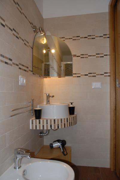 Bagno Affitto Appartamento 45784 Canazei - Belvedere