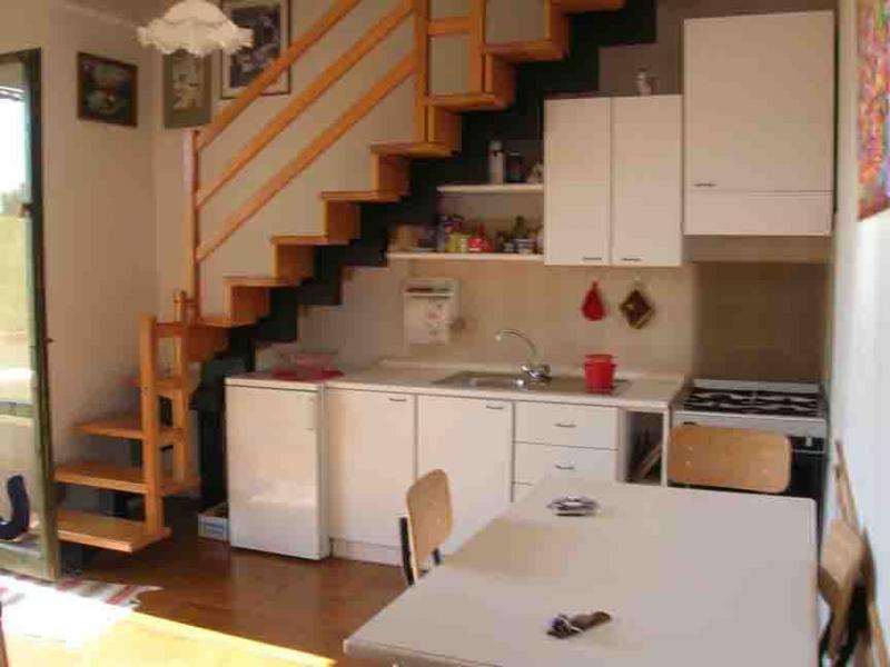 Angolo cottura Affitto Appartamento 45854 Numana