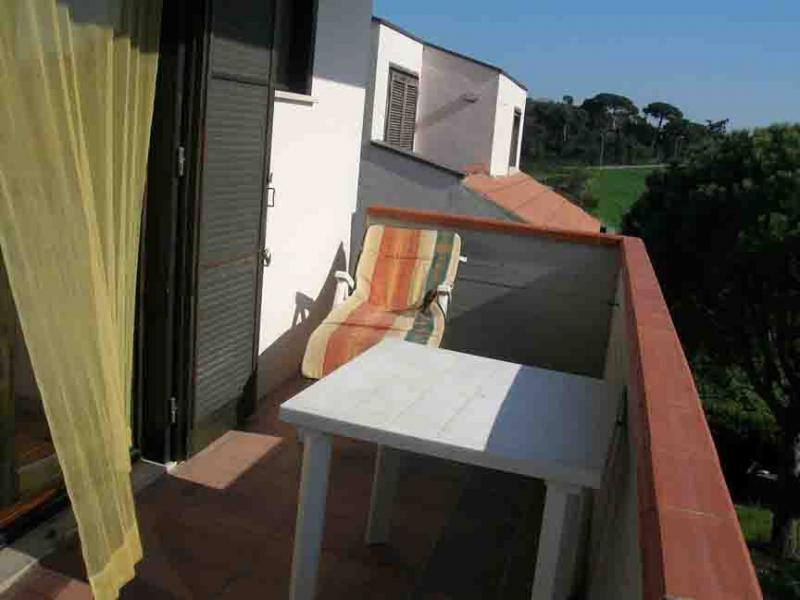 Balcone Affitto Appartamento 45854 Numana