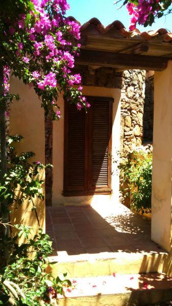 Vista esterna della casa vacanze Affitto Villa  45862 Golfo Aranci