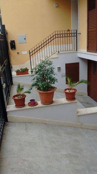 Vista esterna della casa vacanze Affitto Monolocale 45891 Avola