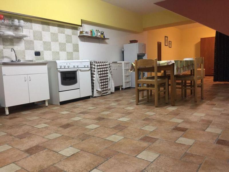 Cucina all'americana Affitto Monolocale 45891 Avola