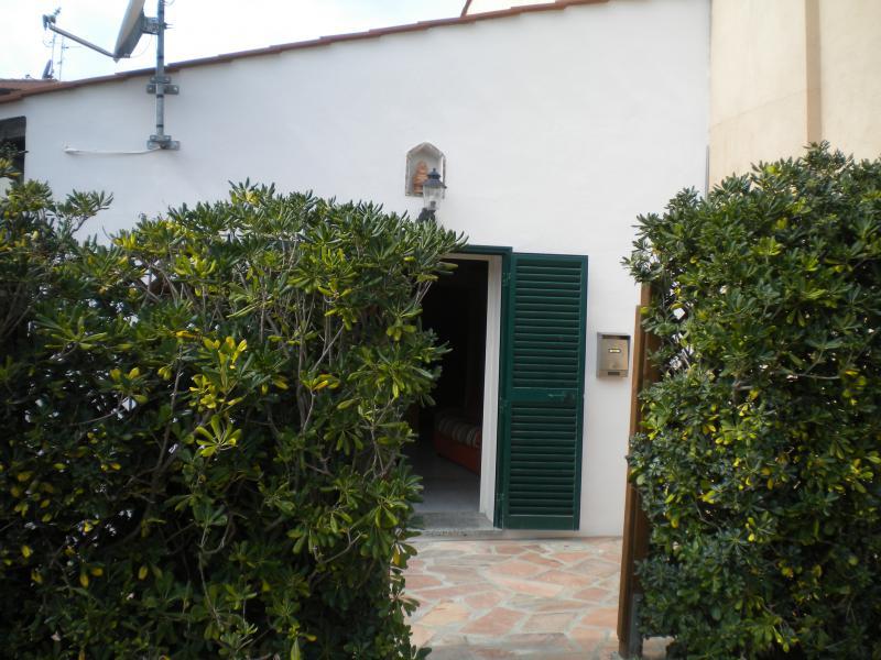 Entrata Affitto Appartamento 45992 Portoferraio