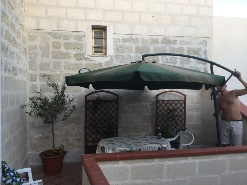 Vista esterna della casa vacanze Affitto Appartamento 46408 Favignana