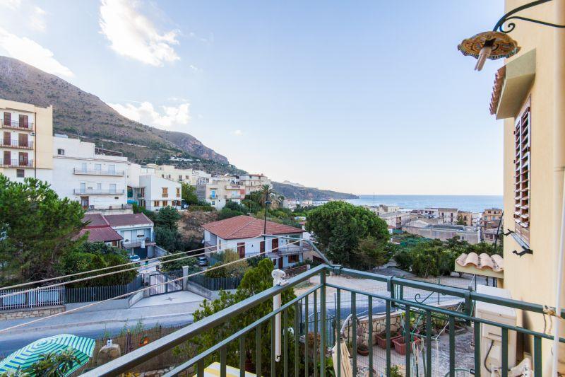 Vista dal balcone Affitto Appartamento 46504 Castellammare del Golfo