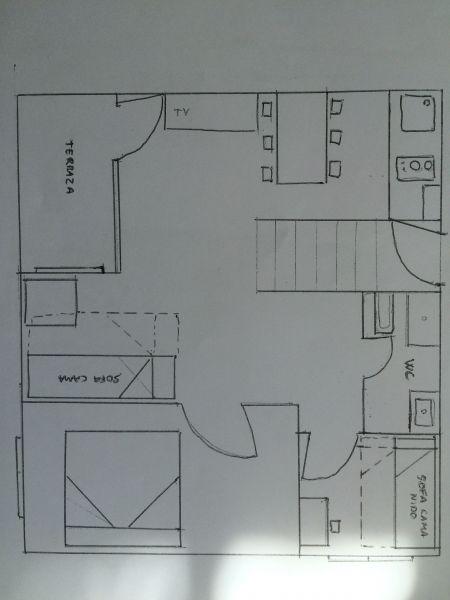 Mappa Affitto Appartamento 46764 L'escala