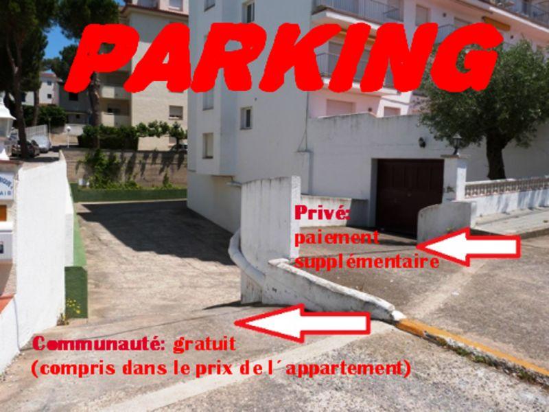 Parcheggio Affitto Appartamento 46764 L'escala
