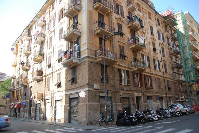 Vista esterna della casa vacanze Affitto Appartamento 46813 Savona