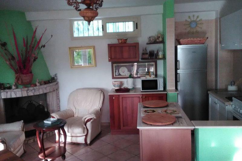 Vista dalla casa vacanze Affitto Appartamento 46863 Gargano