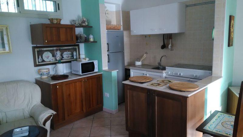 Angolo cottura Affitto Appartamento 46863 Gargano
