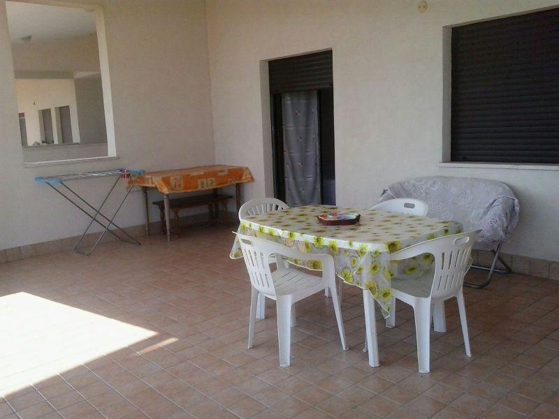 Vista esterna della casa vacanze Affitto Appartamento 47140 Ortona