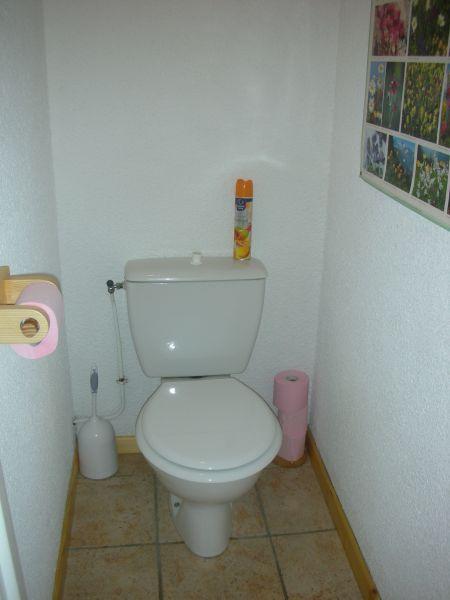 WC indipendente Affitto Monolocale 474 Bonneval sur Arc