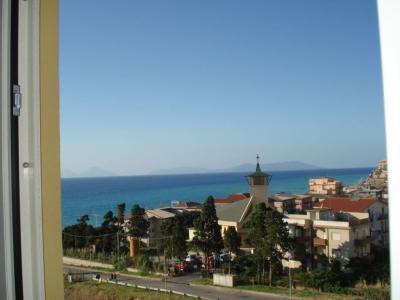 Vista dal terrazzo Affitto Appartamento 48026 Gioiosa Marea