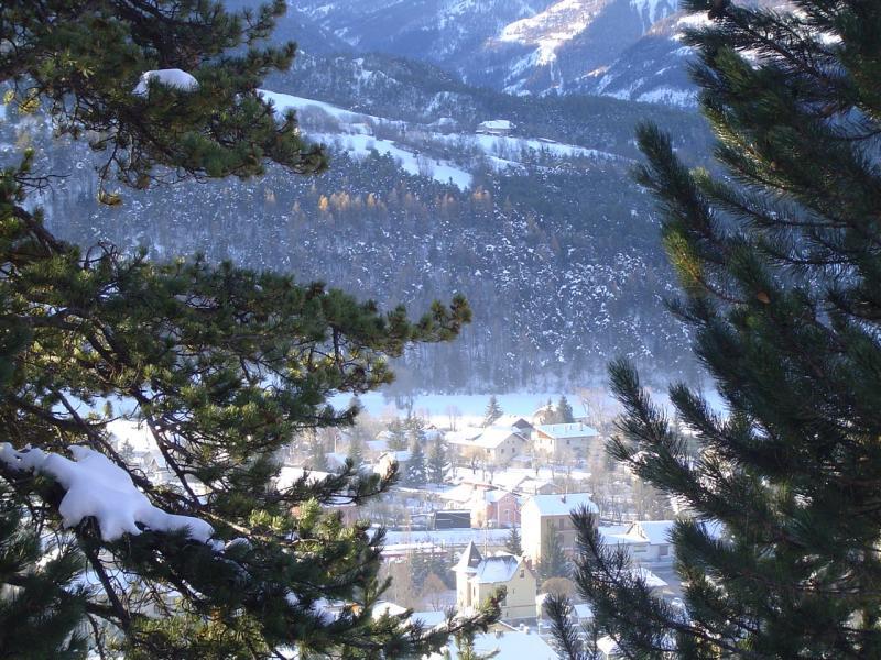 Vista dal balcone Affitto Appartamento 4855 Barcelonnette