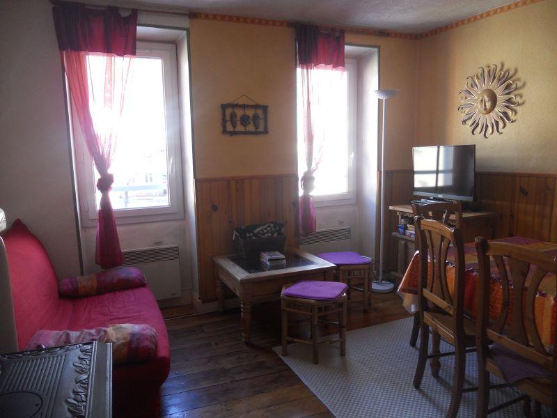 Sala da pranzo Affitto Appartamento 4866 Barcelonnette