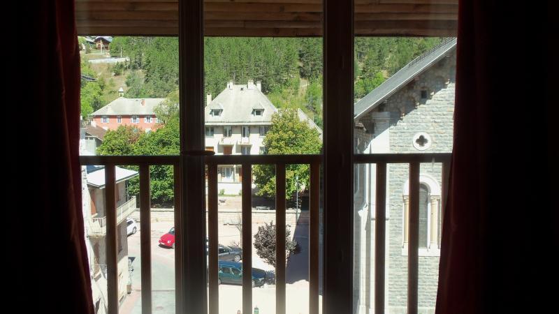 Vista dalla casa vacanze Affitto Appartamento 4866 Barcelonnette