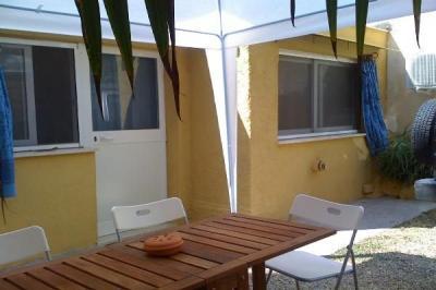 Vista esterna della casa vacanze Affitto Bungalow 48673 Sanremo