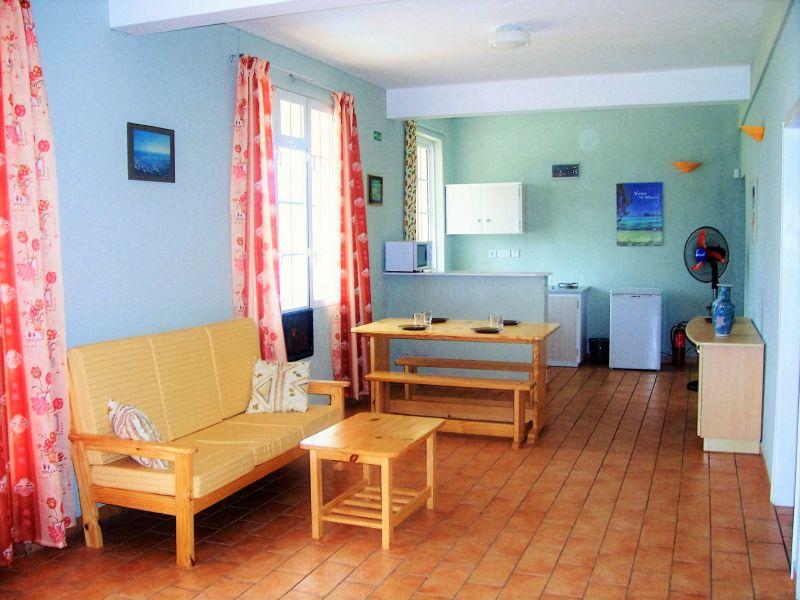 Sala da pranzo Affitto Appartamento 48721 Pointe Aux Piments
