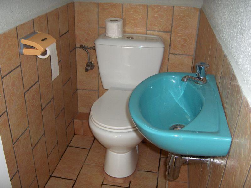 WC indipendente Affitto Appartamento 48721 Pointe Aux Piments