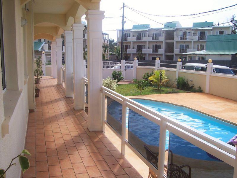 Terrazzo Affitto Appartamento 48721 Pointe Aux Piments
