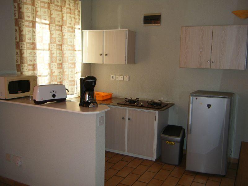 Angolo cottura Affitto Appartamento 48721 Pointe Aux Piments