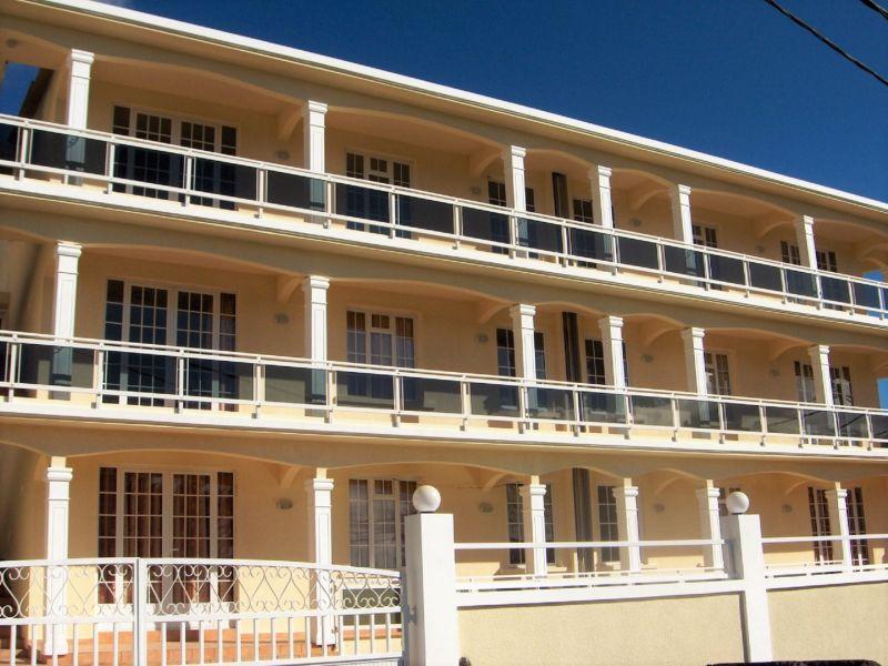 Vista esterna della casa vacanze Affitto Appartamento 48721 Pointe Aux Piments