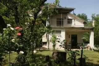 Vista esterna della casa vacanze Affitto Casa 48950 Penna Sant'Andrea