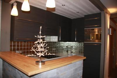 Cucina all'americana Affitto Appartamento 49097 Tignes