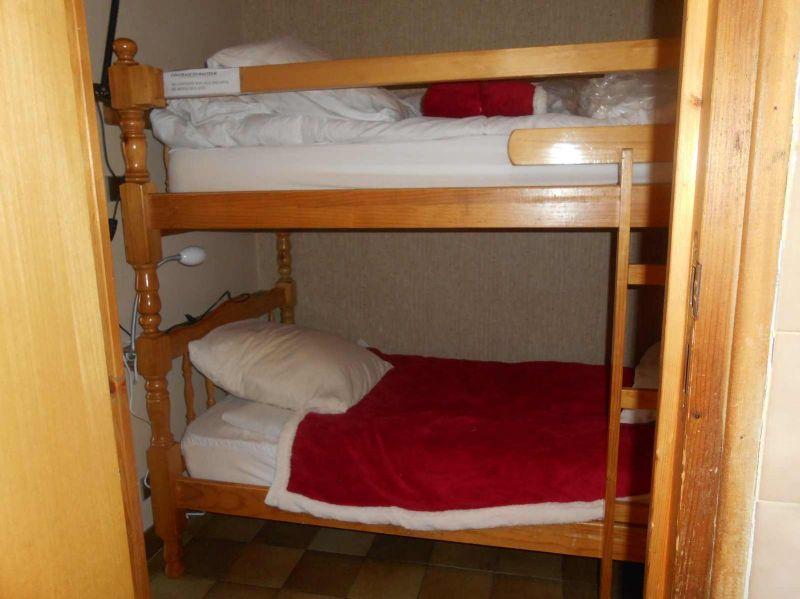 Zona notte aperta Affitto Monolocale 491 Briançon