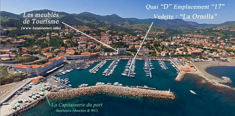 Vista esterna della casa vacanze Affitto Appartamento 49276 Banyuls-sur-Mer