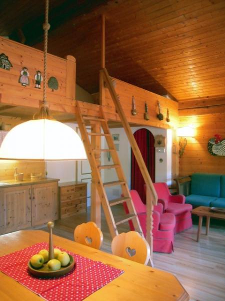 Sala da pranzo Affitto Appartamento 49603 Kronplatz  - Plan de Corones