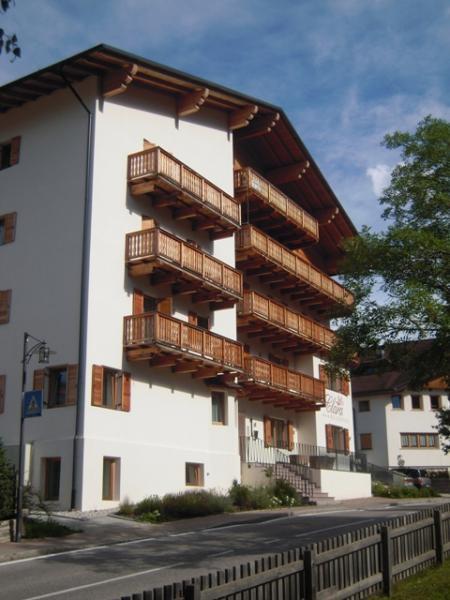 Vista esterna della casa vacanze Affitto Appartamento 49603 Kronplatz  - Plan de Corones