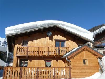 Vista esterna della casa vacanze Affitto Chalet 49760 Tignes