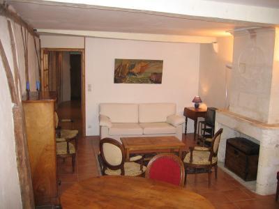 Soggiorno Affitto Appartamento 49820 La Rochelle