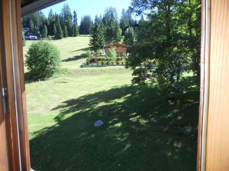 Vista dalla casa vacanze Affitto Appartamento 50220 Madonna di Campiglio