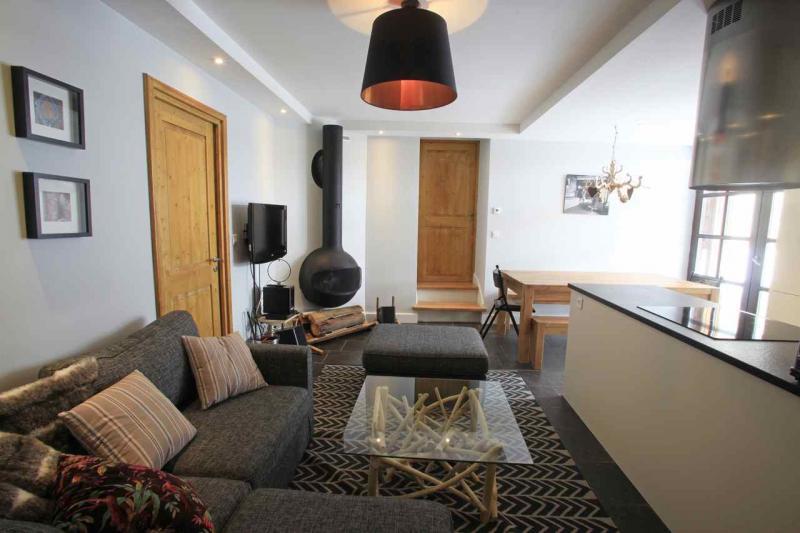 Soggiorno Affitto Appartamento 50290 Valloire