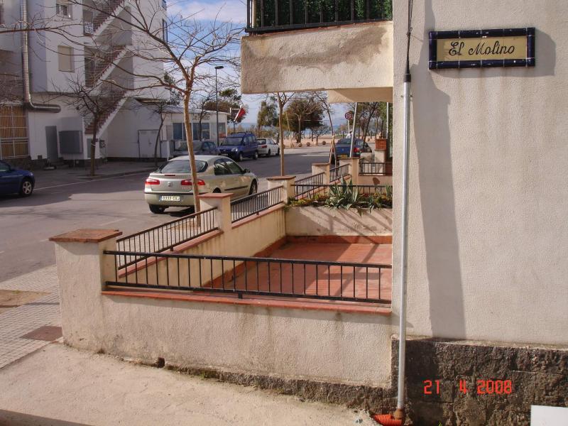 Vista esterna della casa vacanze Affitto Appartamento 50542 Rosas