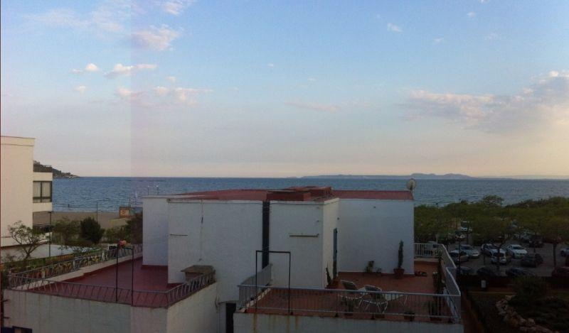 Vista dal balcone Affitto Appartamento 50542 Rosas