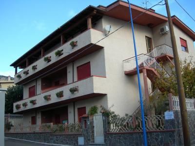 Vista esterna della casa vacanze Affitto Appartamento 50847 Cala Gonone
