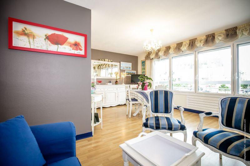 Soggiorno Affitto Appartamento 50989 Quiberon